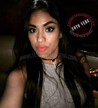 ESCORT Pisa Cisanello: Sara Colombiana anche in coppia