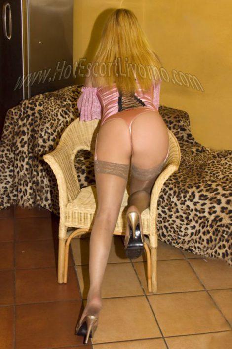 ESCORT Livorno Mercato Coperto: Nina