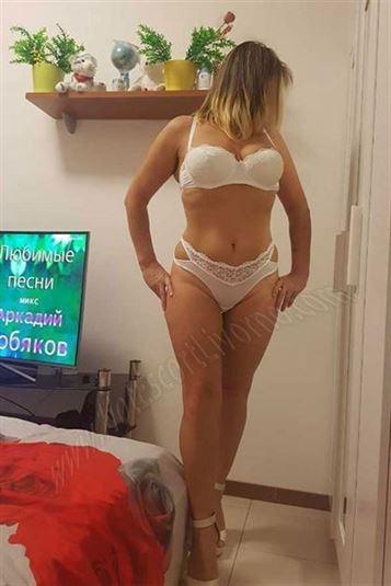 Bella russa escort donna cerca uomo