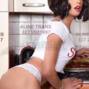 Aline trans escort