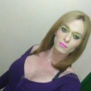 Bianca Venturini escort trans foto selfie