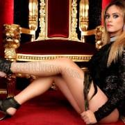 Bianca Venturini escort trans foto studio