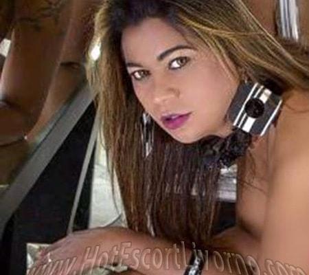 Thalita escort trans