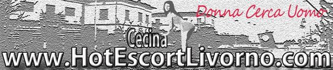 Donna cerca uomo Cecina