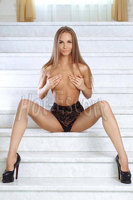 Adelina escort girl