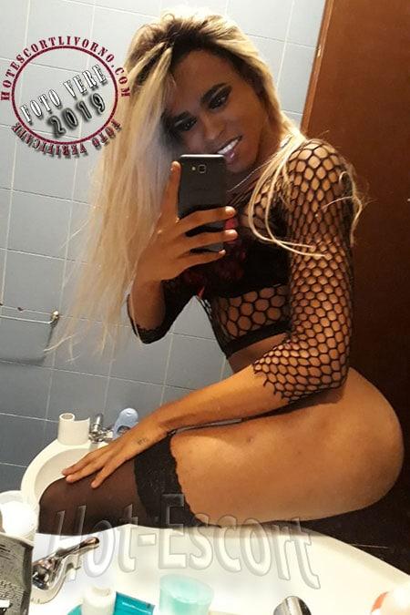 Foto reali Luana Sosa escort trans
