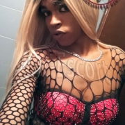 Luana Sosa trans escort foto reali