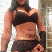 Luanna escort trans