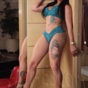 Aysha Ferraz escort trans